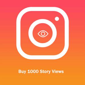 Buy 1000 Story Views