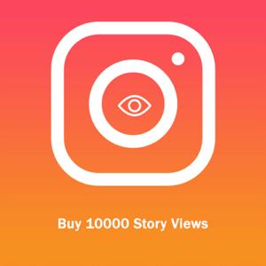 Buy 10000 Story Views