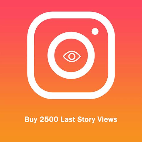 Buy 2500 Last Story Views